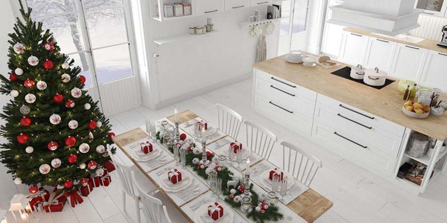decorar tu casa en las fiestas navidad
